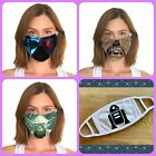 Reusable Star Wars face masks, Face Covers, Washable, Adult, children £9.99 GBP on eBay