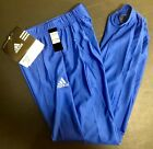 ADIDAS GK MENS X-SMALL COMPETITION STIRRUP PANTS GK BLUE Sz AXS
