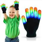 LED Gloves Light Up Kids Toys Boys Girls For Age 5 9 7 Years 6 10 Funny M3Z8