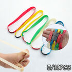 Resilient Slingshot Accessory Catapult Latex Tape Elastic Band Natural Rubber