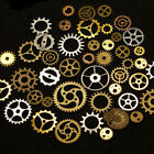 50g100g Watch Parts Steampunk Hundreds Pieces Vintage Antique Gears Lot DIY