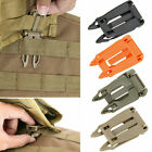 Backpack Molle Strap Bag Webbing Clamp Connecting Buckle Clip F1b5