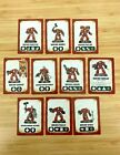 10 Variants Warhammer Space Marine Heroes Series 2 Blood Angel Terminators