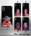 Star Wars Characters case for iphone 11 pro max XR X XS SE 2020 8 7 plus 6 5 SN $18.99 USD on eBay