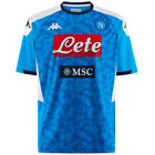 1° Shirt Ssc Napoli Blue For Man 2020 Home round Neck Camouflage Regular fit