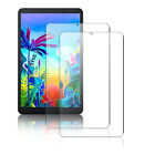 For LG G Pad 5 10.1 inch Screen Protector Tempered Glass ,HD Easy Installation