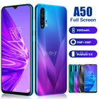 2020 Android 9.0 Unlocked Smartphone 2sim 4core Mobile Phone 3g Phablet Gps Wifi