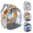 Pet Carrier Cat Bubble Backpack Pet Travel Capsule Knapsack Airline Approved