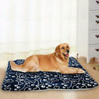 Pet Washable Home Blanket Large Dog Bed Cushion Mattress Kennel Soft Cra WSI
