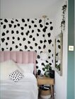 Large Dalmatian Spot Wall Stickers Patches Wall Art Vinyl Home Decor Dalmations