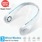 Kyпить 2 in 1 Portable USB Rechargeable Mini Neck Wearable Cooling Air Conditioner Fan на еВаy.соm