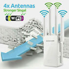 AC1200 300Mbps Wifi Repeater Dual Band Wireless 300m Extender Booster Gigabit