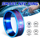 NFC Multifunctional Intelligent Smart Ring Wear Finger Digital Titanium Steel