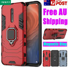 For Oppo A52/reno Z/a9 2020/r17 Pro/a72/a92shockproof Case Heavy Duty Ring Cover