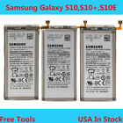 Samsung Galaxy S10 S10E S10 Plus Cell Phone New Original OEM Battery Replacement