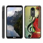 For LG Stylo 4 / LG Q Stylus Hybrid Dual Layer Hard Protective Slim Case
