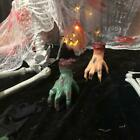 Halloween Electric Sound Ghost Hand Scary Ornaments for Lawn Garden Party Props