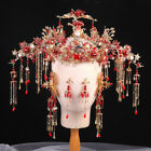 Vintage Chinese Classical Bridal Tiara Wedding Hair Crown Accessories Tassel New