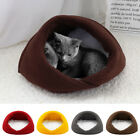 Pet Cave Bed for Cats Small Dogs Cat Hut with Removable Washable Cushion Pillow