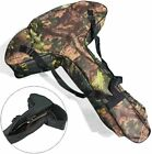 Archery Crossbow Case T-Shaped Storage Case Bag Backpack Protective Outdoor Hunt