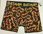 DC Comics  Batman logo with flames Men Boxer Briefs  -available Sm to 2x