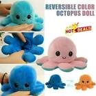 Kyпить 1X Octopus Doll Emotional Face Changing Double-Sided Flip Toy Octopus Doll grewa на еВаy.соm