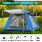 7 People Waterproof Automatic Outdoor Instant Popup Tent UV Camping Canopy