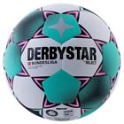 Select 2020-21 DerbyStar Official Match Ball - White-Teal-Pink