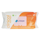 Uniwipe Clinical Midi 200 Cleaning Wipes
