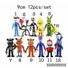 FNAF Five Nights At Freddys Character Party Favors Action Figures Toy Figurines