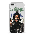 Clear Hip Hop YNW Melly Soft Case Cover For iPhone 8 PLUS X XS XR 11 PRO MAX