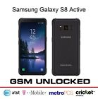 Mint Samsung Galaxy S8 Active G892 64gb (gsm Unlocked) T-mobile At&t Metropcs