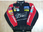 2018 Budweiser Red Black Embroidery EXCLUSIVE F1 JACKET suit team racing