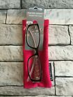 Foster Grant Reading Glasses with Pink bag - RRP £10.50 - +1.50 +2.00 +2.50
