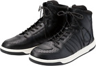 Z1R Frontline Leather Lace Up Boots BLACK