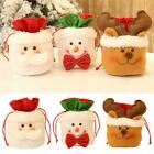 Christmas Candy Party Cute Gift Bag Decorations Storage Packing Supply I6c9