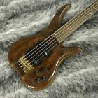 Phoenix PH-2-5W Brown Electric Bass Used Free Shipping for sale
