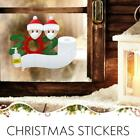 Santa Claus Merry Christmas Stickers Decorative Scrapbooking Stationeries Y0x9