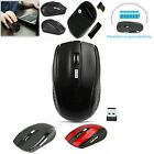 2 4ghz wireless gaming mouse usb receiver optical for laptop computer dpi usa
