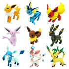 3Pcs/9Pcs Go Toy Eevee Eeveelutions figures Gift