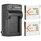 Kastar Battery Wall Charger for Sony NP-BN1 BC-CSN & Sony Cyber-shot DSC-W800