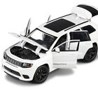 Jeep Grand Cherokee SUV 1/32 Diecast Model Car Toy Collection Sound Light Gift
