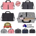 """Laptop Sleeve Briefcase Carry Bag For Macbook Dell Sony Hp 12 13"""" 14"""" 15.6"""" Inch"""