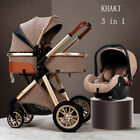 #1 [USA Fast Shipping] NEW Luxury Stroller 3 in 1 Travel System + Gifts