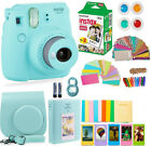 FujiFilm Instax Mini 9 Instant Camera + 20 Fuji Film + Full Accessory Kit For Sale