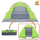 1-2Person Outdoor Canopy Waterproof Double Layer Camping Hiking Backpacking Tent