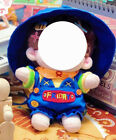 Hat Overalls Suit 15cm 20cm Doll Clothes Clothing For K-pop BTS Doll Accessory