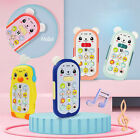 Baby Phone Toys Educational Mobile Phone Toys Learning Pretend Toys for Toddlers