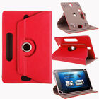 Leather 360 Rotating Protective Universal Case Cover Stand For ASUS 7 10 Tablets