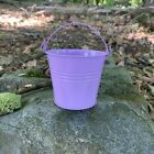 Bucket Full of Dyed Crystal Points + FREE faceted gemstone - Pick Bucket Color